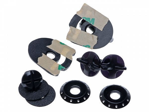 Mounting kit for shade for LS2 MX436