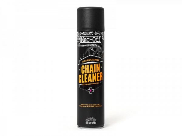 Muc-Off Biodegradable Chain Cleaner Kæderens, 400ml