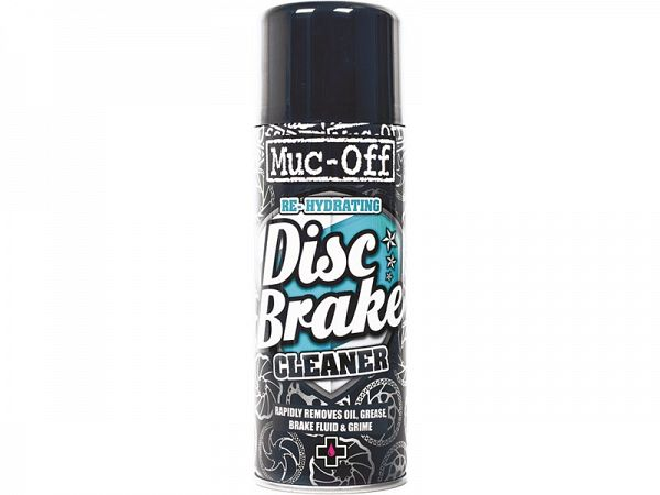 Muc-Off bremserens, Disc Brake Cleaner, 400 ml