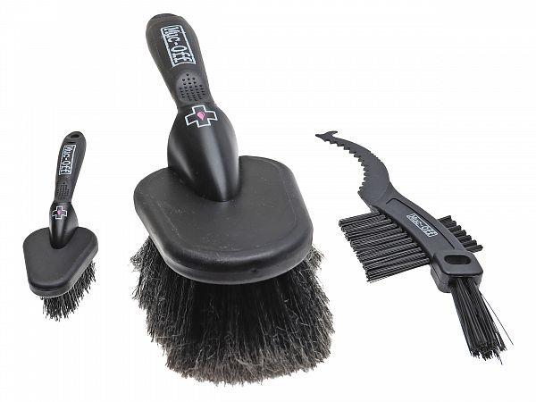 Muc-Off Brush set, 3 pcs