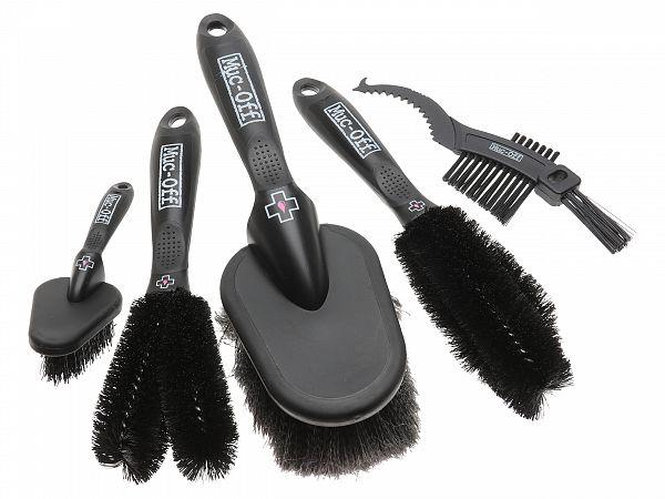 Muc-Off Brush set, 5 pcs