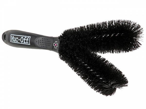Muc-Off Double Brush