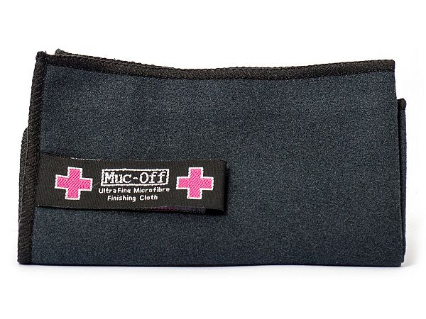 Muc-Off helmet and visor microfiber plaster cloth