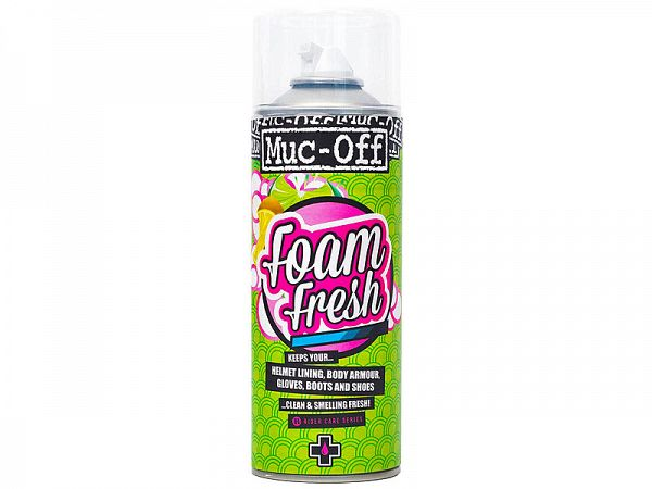 Muc-Off Helmet Foam Fresh Hjelmrens 400 ml