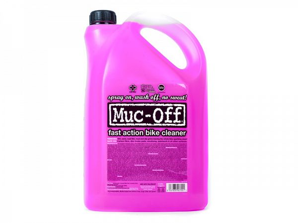 Muc-Off Nano Tech Bike Cleaner, 2,5L