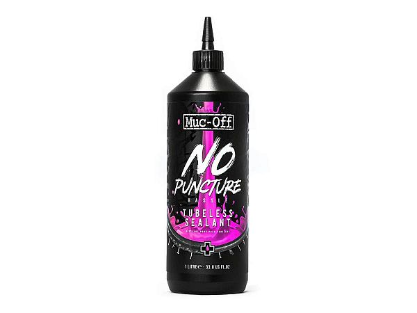 Muc-Off No Puncture Hassle Refill Tubeless Sealant, 1000ml