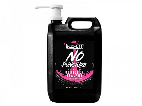 Muc-Off No Puncture Hassle Refill Tubeless Sealant, 5000ml