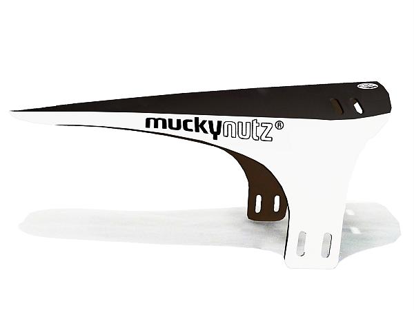 Mucky Nutz Face Fender Forskærm, Black/White