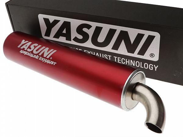 Muffler - Yasuni R / C16 / C20 / C21, Z red