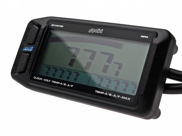 Multimeter - Polini EFI Multi LCD Meter