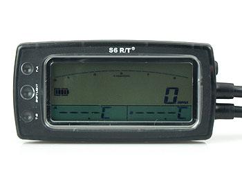 Multimeter - Stage6 R/T, sort