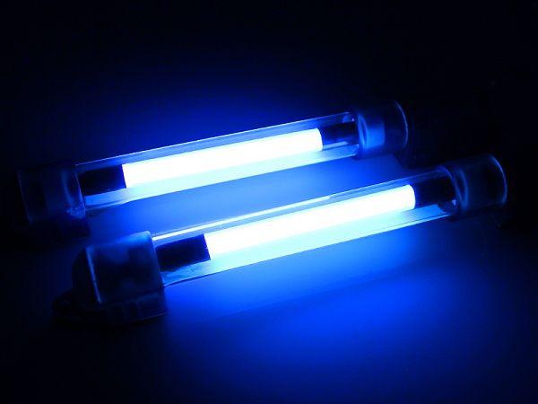 Neonrør - Zoot blå