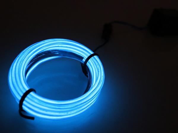 Neonwire - TunR - blå