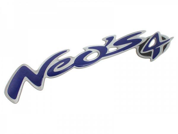 Neos4 3d klistermærke - originalt