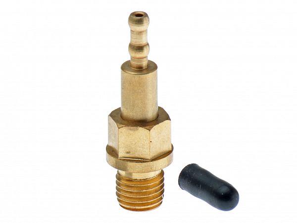 Nipple for oil hose - original