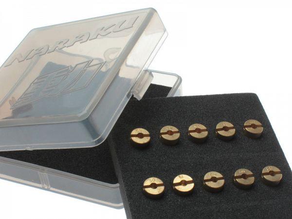 Nozzle Kit - Naraku DellOrto 5mm