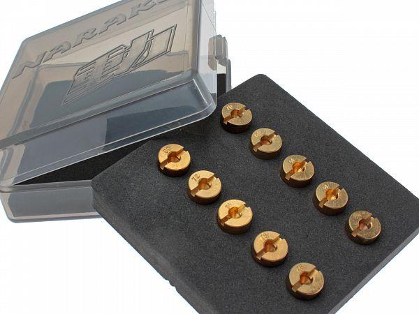 Nozzle Kit - Naraku DellOrto 6mm