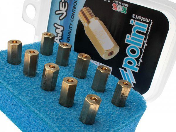 Nozzle kit - Polini for Keihin PWK / Polini CP