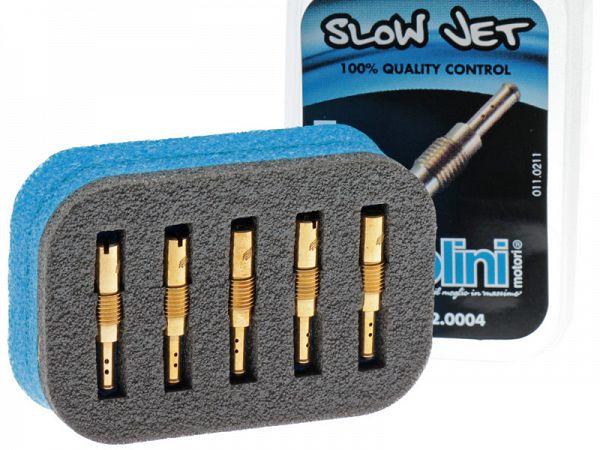 Nozzle set - Polini idle nozzles for PWK / CVK