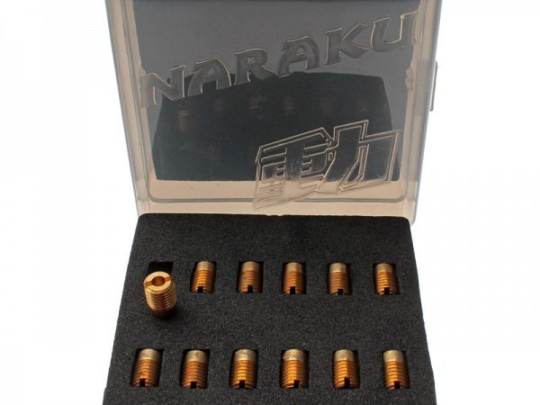Nozzle Sets - Naraku Gurtner