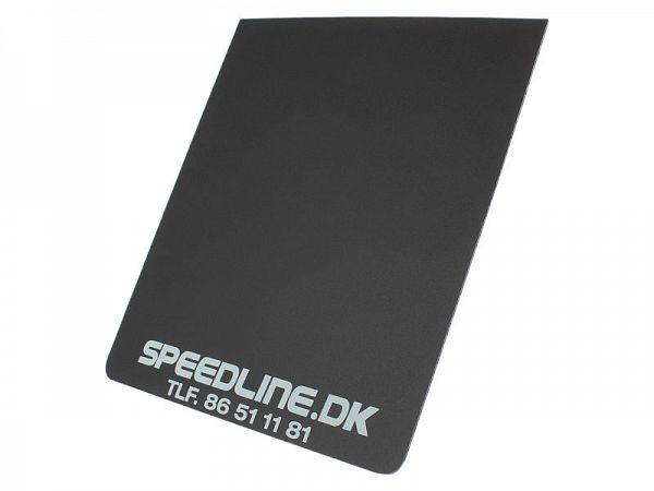 Number plate frame - Speedline.dk