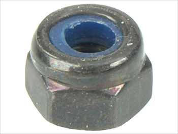 Nut at chain guide holder - original