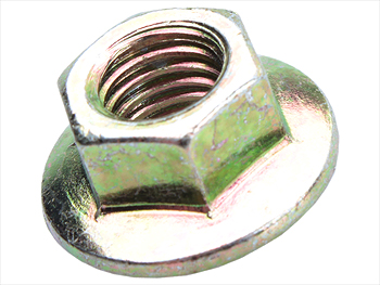 Nut by stud bolt - 7mm