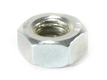Nut for bolt for rear fender behind rear wheel - original