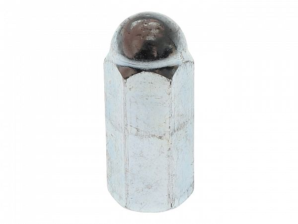 Nut for exhaust bolt for exhaust - 6 mm, high model