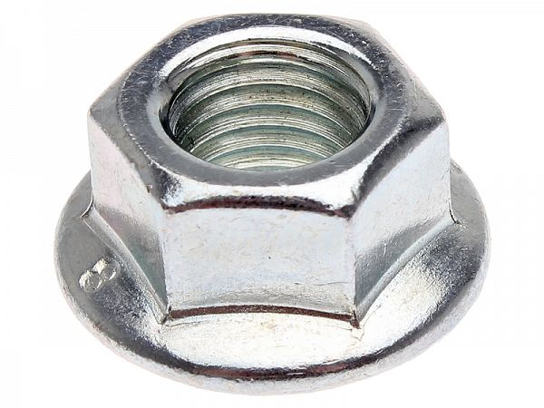 Nut for ignition / variator / clutch