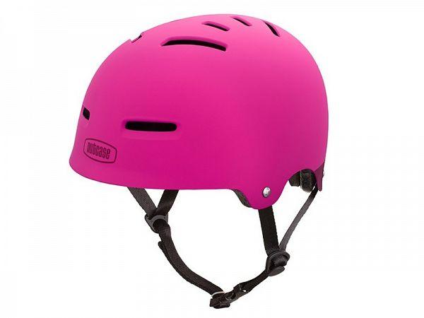 Nutcase Zone Cykelhjelm, Pink