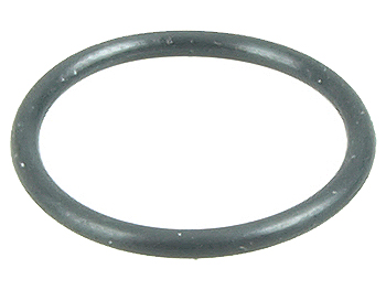 O-ring at screw to guide rail