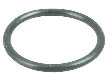 O-ring ved skrue til styreskinne