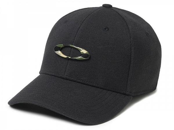 Oakley Tincan Cap, Black / Graphic Camo