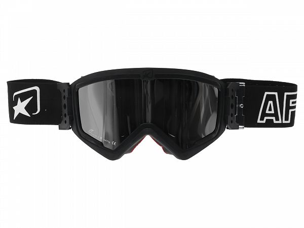 Off road goggles - Ariete MudMax, Black / Iridium