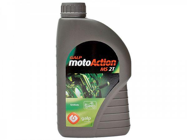 Oil - Galp motoAction MS 2T - 1L