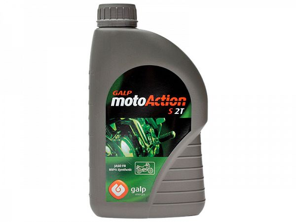 Oil - Galp motoAction S 2T - 1L