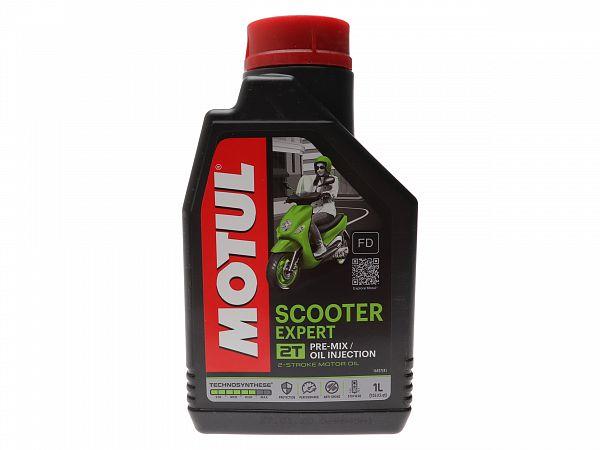 Oil - Motul Scooter Expert 2T