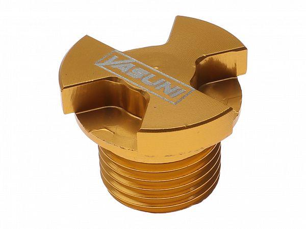 Olieskrue til motorblok - Yasuni Pro Race, guld