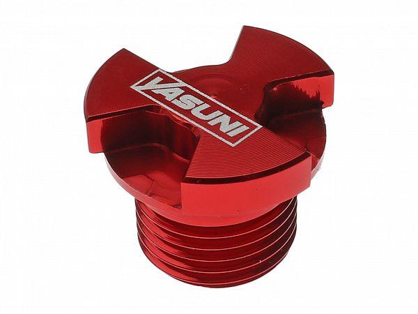 Olieskrue til motorblok - Yasuni Pro Race, rød