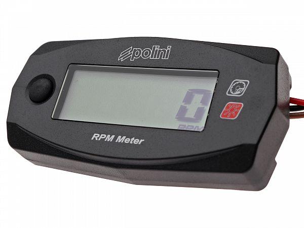 Omdrejningstæller - Polini RPM Meter