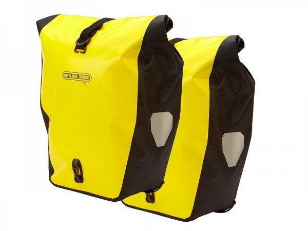 Ortlieb Back-Roller Classic QL2.1 gult Taskesæt, 40L