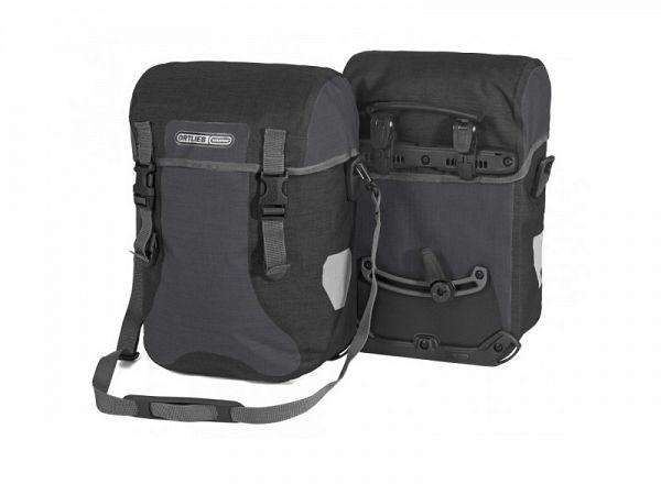 Ortlieb Sport-Packer Plus QL2.1 sort Sidetaskesæt, 30L