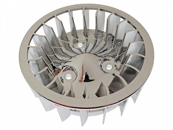 Oversize blæserhjul til tænding, chrom
