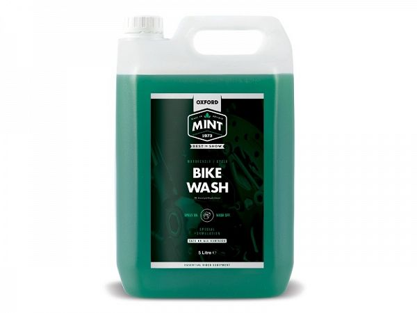 Oxford Mint Bike Wash, 5L