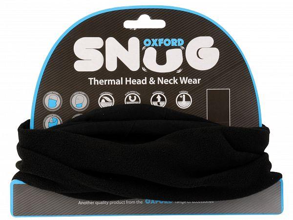 Oxford Snug Black Neck Tube