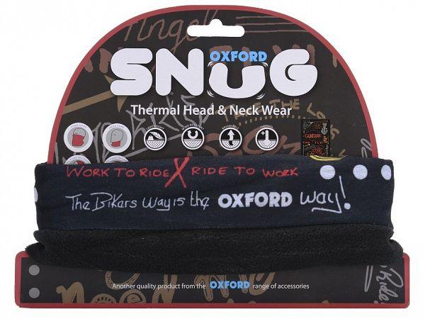 Oxford Snug Graffiti Multi Neck Tube