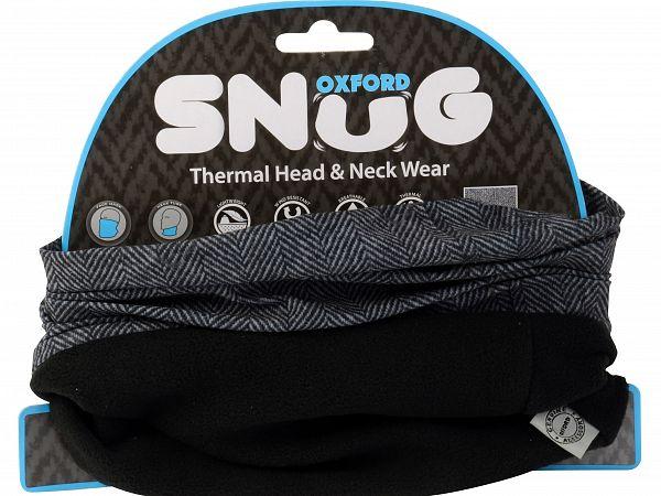 Oxford Snug Herringbone Neck Tube