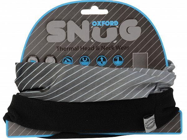 Oxford Snug Pinstripe Neck Tube