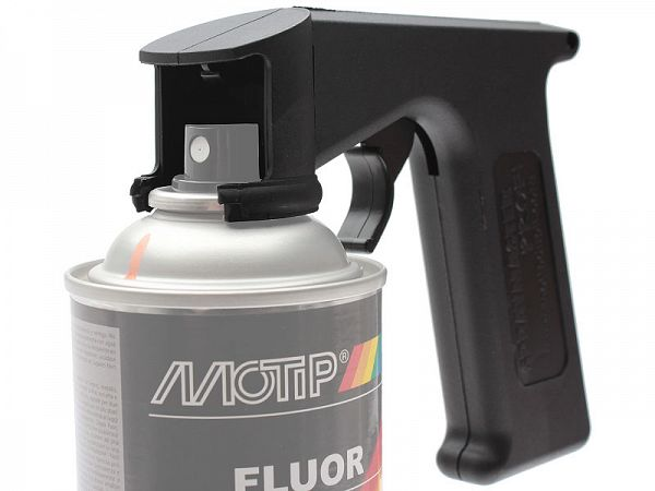 Paint gun for spray can - MoTip